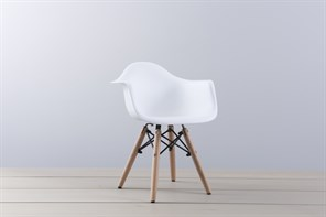 İconic Kids Armchair (Beyaz)