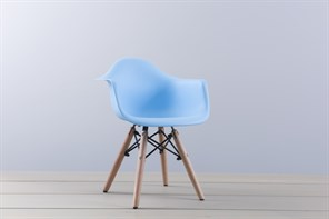 İconic Kids Armchair (Mavi)