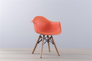 İconic Kids Armchair (Turuncu)