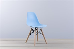 İconic Kids Chair (Mavi)