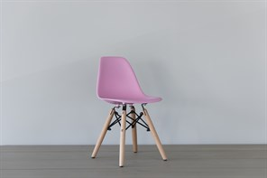 İconic Kids Chair (Pembe)
