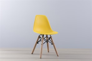 İconic Kids Chair (Sarı)