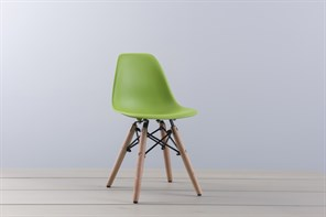 İconic Kids Chair (Yeşil)