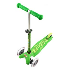 Micro Scooter Mini Deluxe Green