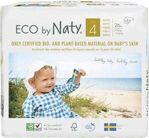 Eco by Naty Bebek Bezi - Maxi No:4