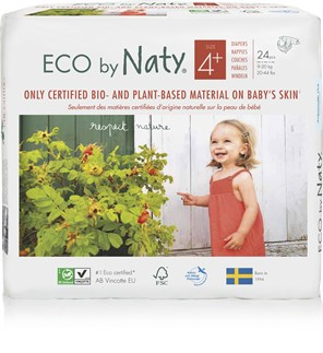 Eco by Naty Bebek Bezi - Maxi Plus No:4+