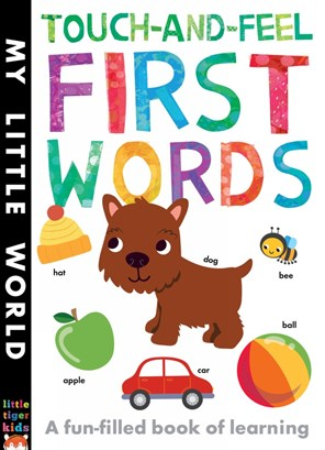 Little Tiger Touch-and-feel | First Words