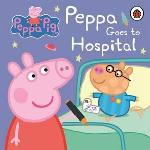 Peppa Pig My First Storybook | Peppa Goes to Hospital