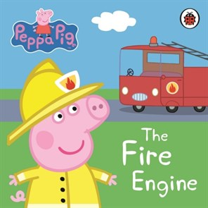 Peppa Pig My First Storybook | The Fire Engine